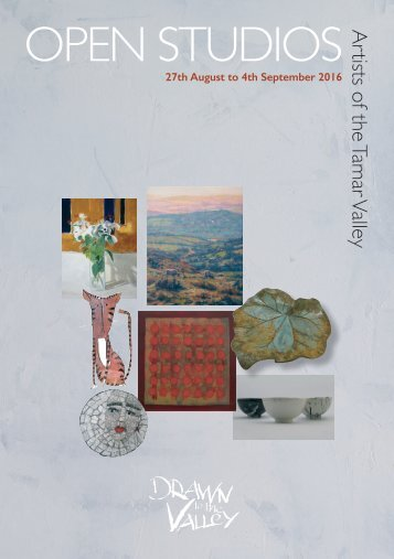 Drawn to the Valley Open Studios 2016