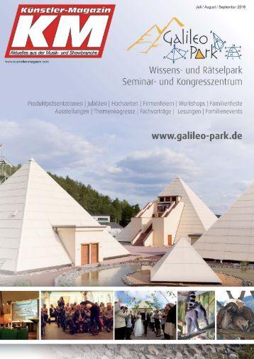 Künstler-Magazin 03-2016