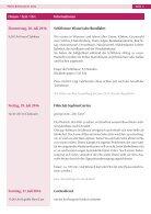 Programmheft Residenz Sophiengarten Monat Juli 2016 - Seite 5
