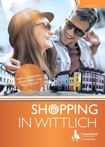 Shopping in Wittlich