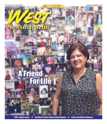 West Newsmagazine 7-6-16