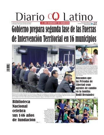 Edición 06 de Julio de 2016