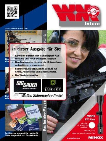 Waffenmarkt-Intern 07-8/2016