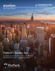 Fintech's Golden Age