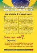 da presidenta Dilma é uma ameaça à liberdade no Brasil - Page 4