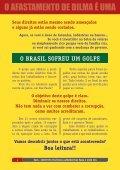 da presidenta Dilma é uma ameaça à liberdade no Brasil - Page 5