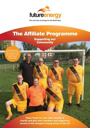 The Affiliate Programme