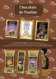 4. Page chocolats