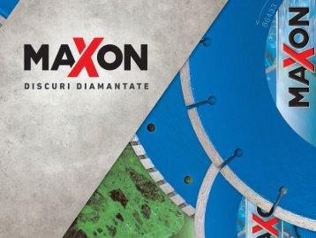Maxon Catalog 2016