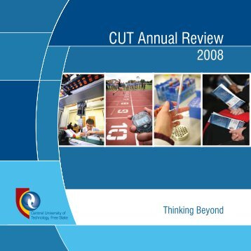 CUT Annual Report 2008