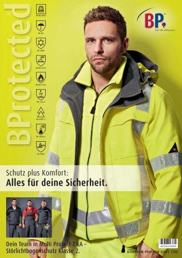 BProtected PSA | Hoffmann Arbeitsschutz
