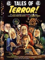 Tales of Terror Compendium The EC Collection