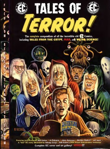 Tales of Terror Compendium The EC Collection