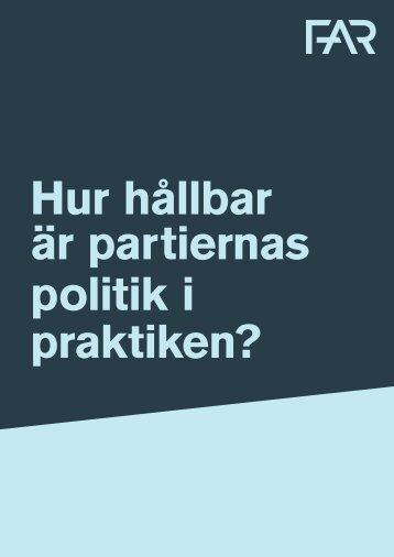 politik i praktiken?