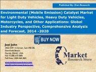 Environmental Catalyst Market