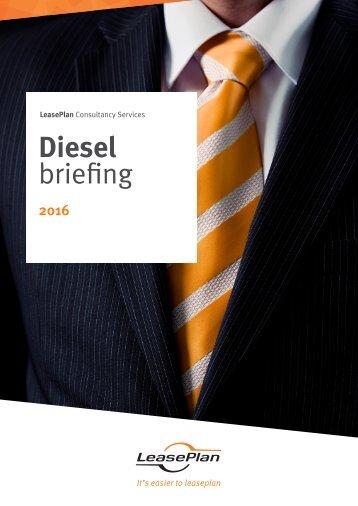 Diesel briefing