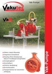 Vak-Pumpe