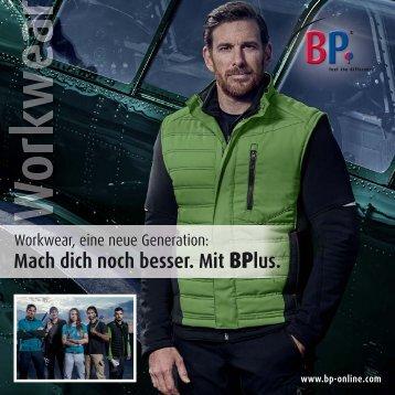 BP Workwear BPlus | Hoffmann Arbeitsschutz