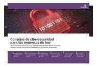Consejos de ciberseguridad para las empresas de hoy