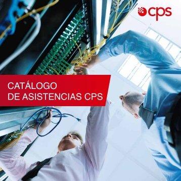 CATÁLOGO DE ASISTENCIAS CPS