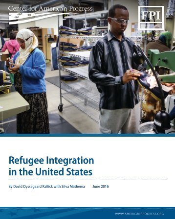 Refugee Integration in the United States