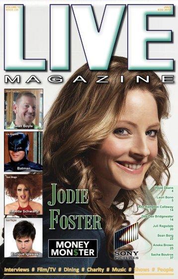 LIVE Magazine #238 July 8-22