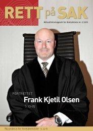 Frank Kjetil Olsen