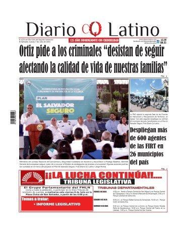 Edición 07 de Julio de 2016
