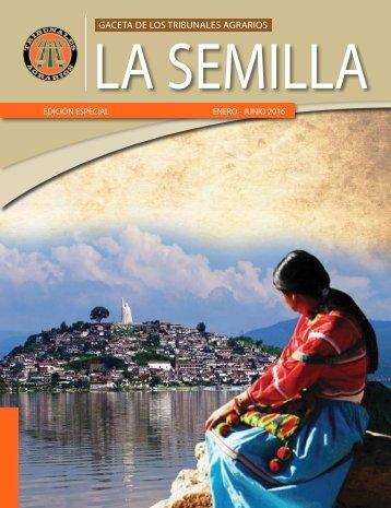 LA SEMILLA 2016-1