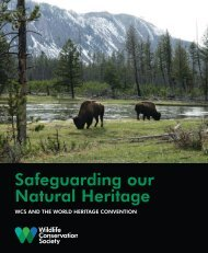 Safeguarding our Natural Heritage