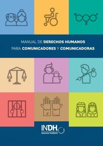 MANUAL DE DERECHOS HUMANOS PARA COMUNICADORES Y COMUNICADORAS