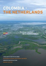 COLOMBIA - THE NETHERLANDS