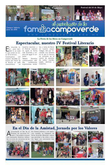 Familia Campoverde - Vallarta - Jun. 2016