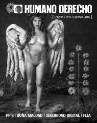 Humano Derecho - Fanzine Nº 0