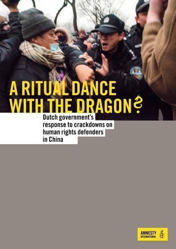 A RITUAL DANCE WITH THE DRAGON