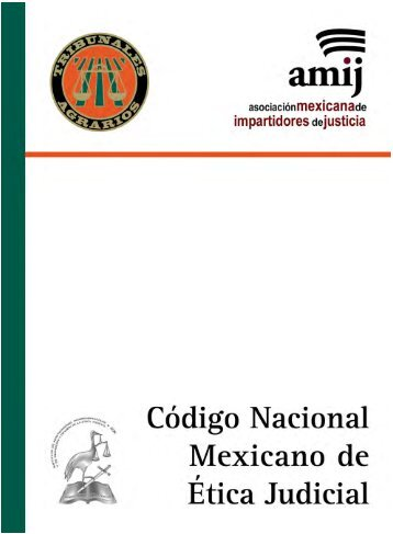 Código Nacional Mexicano de Ética Judicial