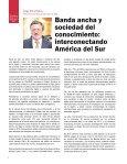 El avance de la banda ancha en América Latina y el Caribe - Cepal - Page 2