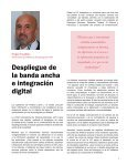 El avance de la banda ancha en América Latina y el Caribe - Cepal - Page 3