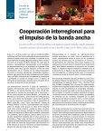 El avance de la banda ancha en América Latina y el Caribe - Cepal - Page 6