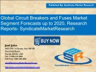 Circuit Breakers and Fuses Market