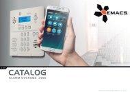 Alarm Systems Catalog 2016 - version 1.0.0