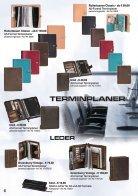 Der Leder-Katalog von Ordnung und mehr - Seite 6