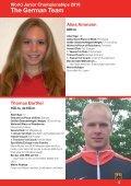 Leichtathletik U20-WM 2016: Das deutsche Team für Bydgoszcz - Seite 5