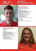 Leichtathletik U20-WM 2016: Das deutsche Team für Bydgoszcz - Seite 6