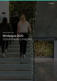 Workplace 2020 Global Industry Insights
