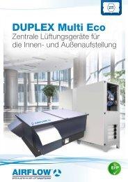 DUPLEX Multi Eco-Serie 2016