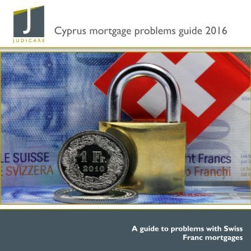 Cyprus mortgage problems guide 2016