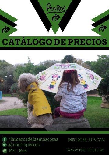 Catalogo de Precios Per-Ros 08-07