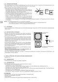 asr 512 hc asr 518 hc cassette-type split system ... - Kälte Bast GmbH - Seite 5