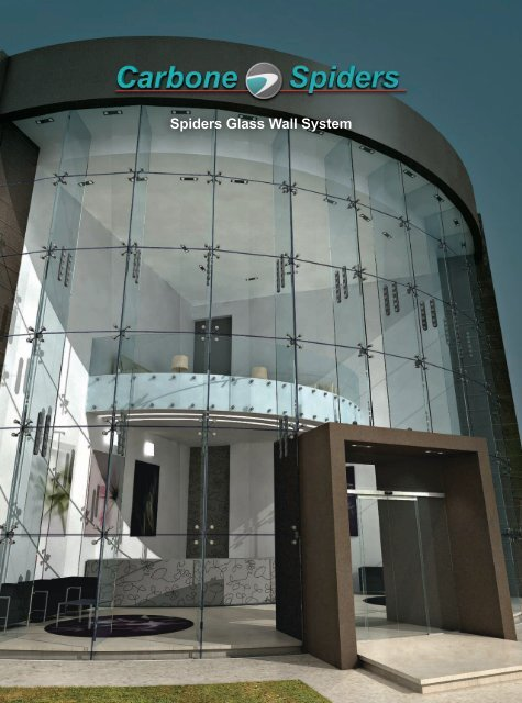 Catálogo Spiders Glass Wall System